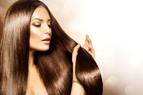 Избранные уходы за волосами Студия красоты Сибирская ВаНиль