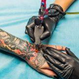 Художественная татуировка Студия красоты Сибирская ВаНиль