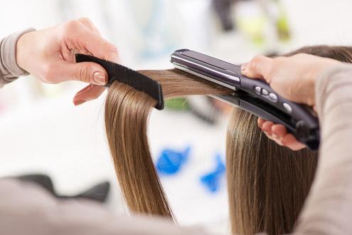 Коллагеновое востановление волос Студия красоты Сибирская ВаНиль